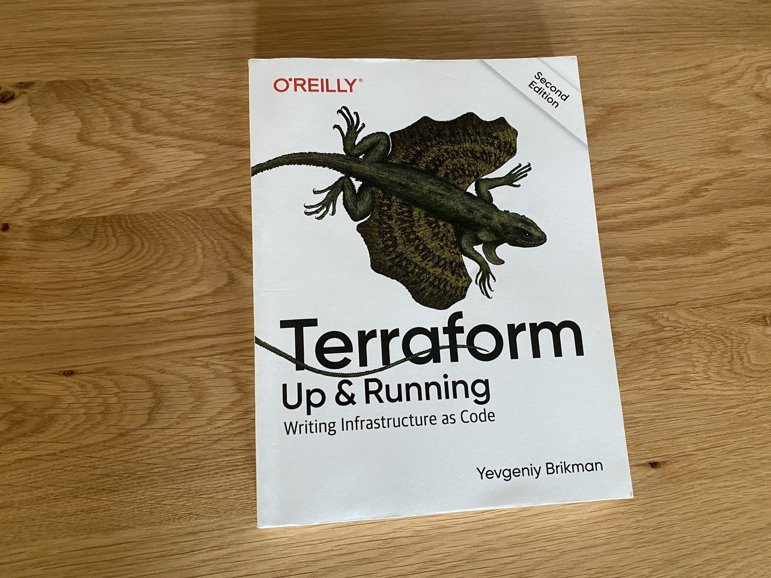 Terraform Up & Running