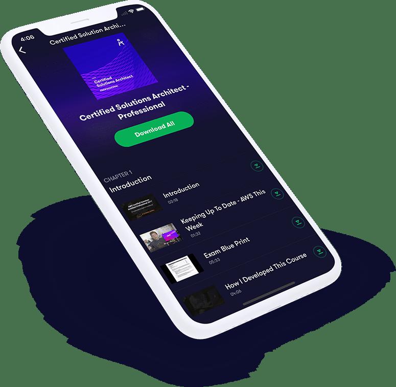 ACloudGuru Mobile