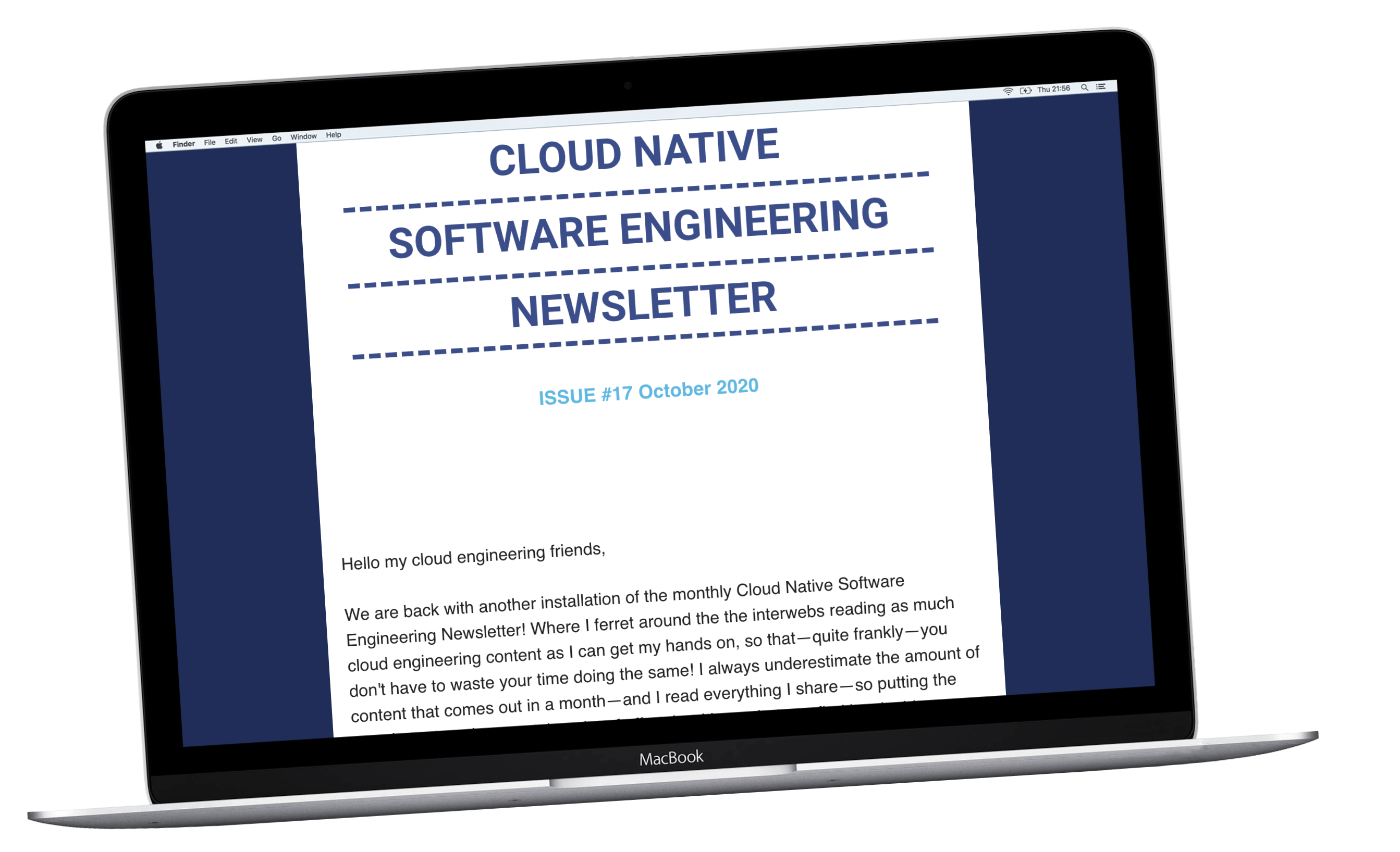 Cloud Newsletter
