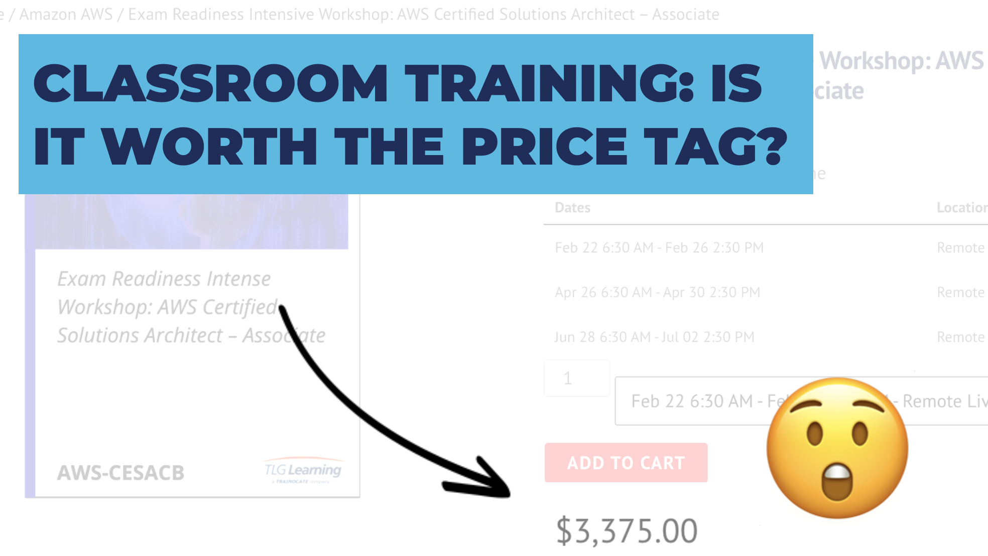 Classroom Training: Is It Worth The Price Tag?