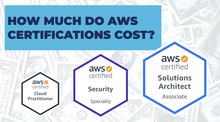 How Much Do AWS Certifications Cost?